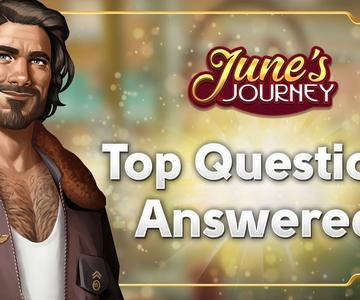 Your Top 5 June's Journey Questions: Answered!
